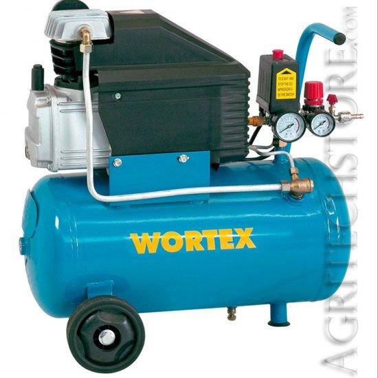 Compressore Carrellato Wh25 25 Litri