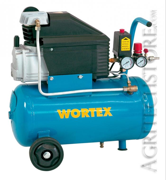 Compressore Carrellato - WH25 - 25 Litri