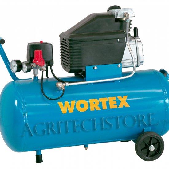 Compressore Carrellato Wh50 50 Litri