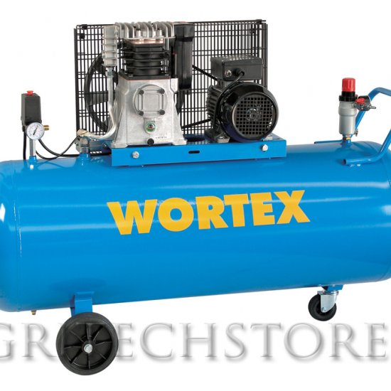 Compressore Carrellato Wm 200390 200 Litri