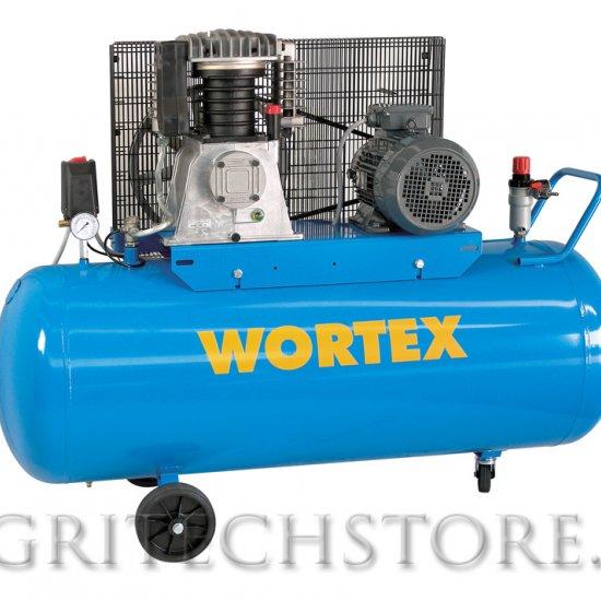 Compressore Carrellato Wt 300540 300 Litri