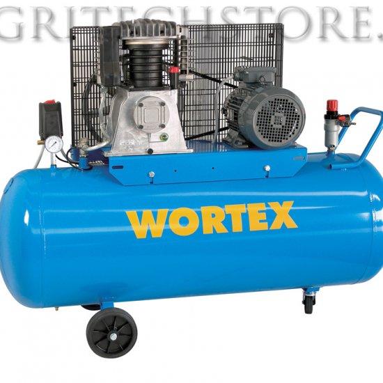 Compressore Carrellato Wt 300700 300 Litri