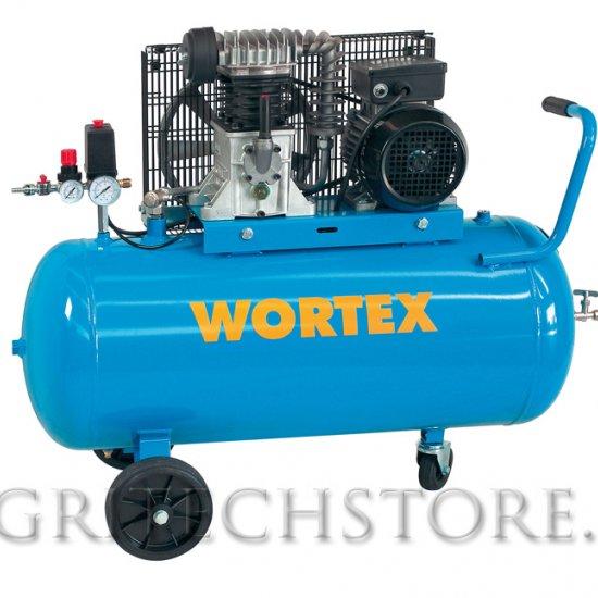 Compressore Carrellato Wt 100330 100 Litri