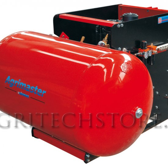 Compressore Trattore Attacco 3 Punti Agrimaster 650 Ltmin 270 Lt
