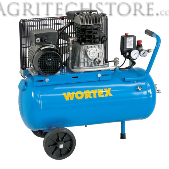 Compressore Carrellato Wt 50240 50 Litri