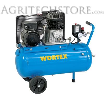 Compressore Carrellato - WT 50/240 - 50 Litri