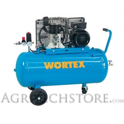 Compressore Carrellato - WT 100/240 - 100 Litri