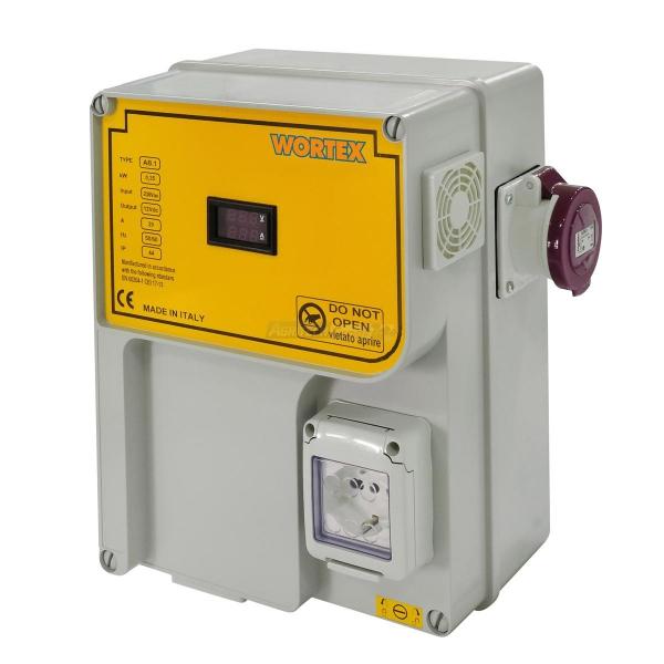 Alimentatore Stabilizzatore V230-1x12 Volt stabilizzata