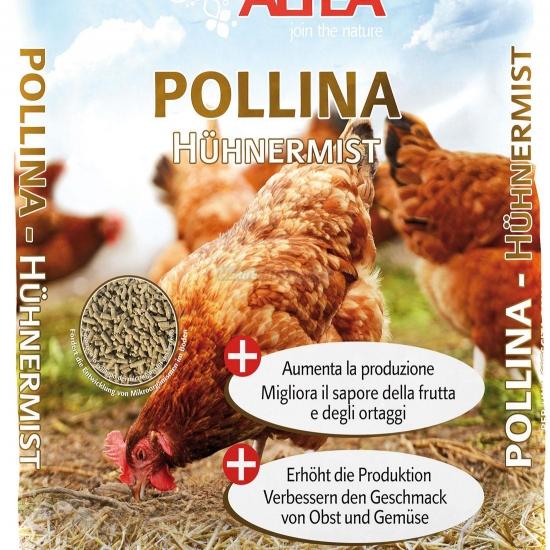 Altea Pollina Umificata Pellettata Kg 20