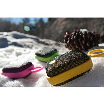 Altoparlante Bluetooth Bubble Pod di Dreamwave Colore Giallo