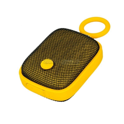 Altoparlante Bluetooth Bubble Pod di Dreamwave Colore Giallo