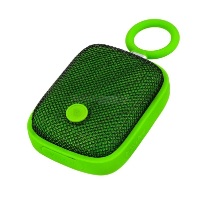 Altoparlante Bluetooth Bubble Pod di Dreamwave Colore Verde