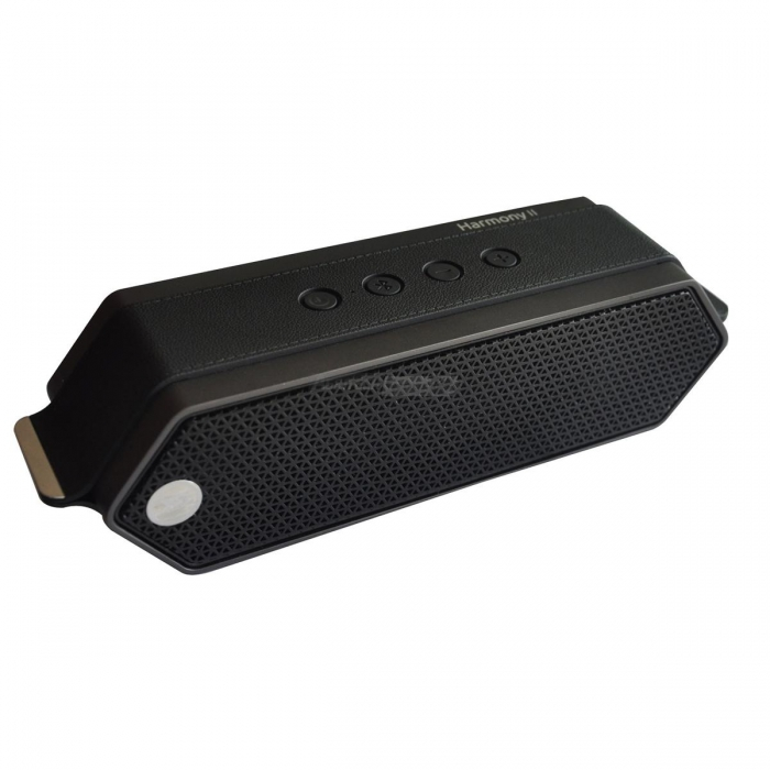 Altoparlante Bluetooth Harmony di Dreamwave Black