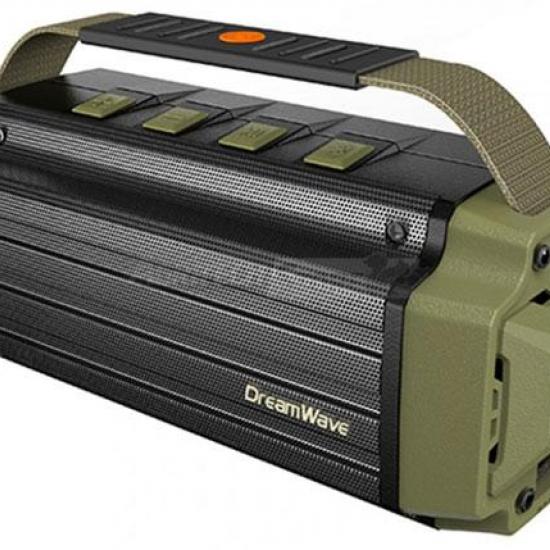 Offerte pazze Comparatore prezzi  Altoparlante Bluetooth Tremor Di Dreamwave Black  il miglior prezzo