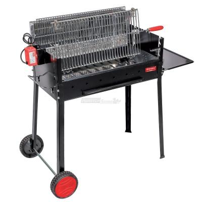 Barbecue Vertigo Deluxe
