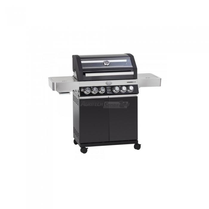 Barbecue a gas Videro 6 fuochi art. 96 Ferraboli