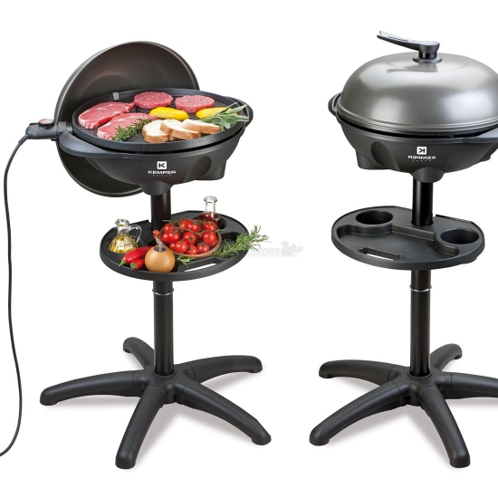 Barbecue Elettrico Ge To Pratic