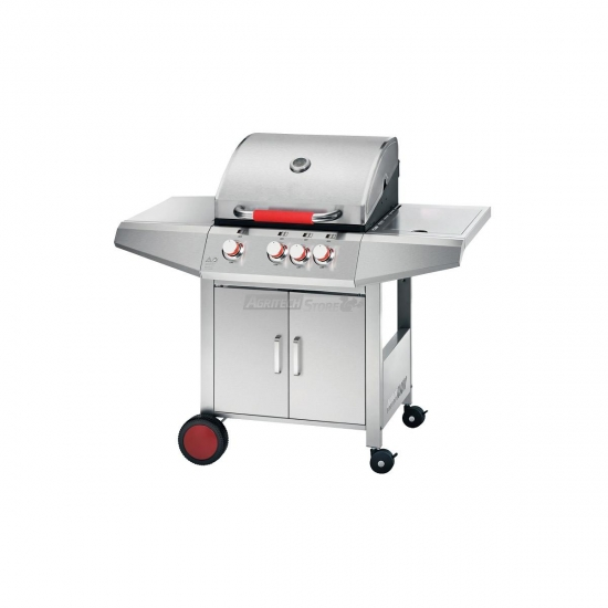 Barbecue Ferraboli New Top Inox A Gas