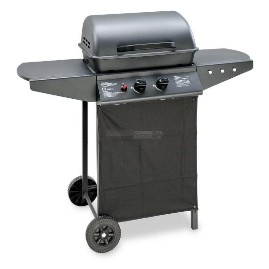 Barbecue Kemper A 2 Fuochi Madeira 90800tr