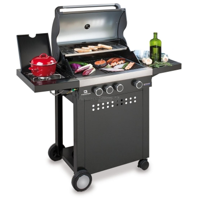 Barbecue Kemper a 4 fuochi San Francisco 90643TR