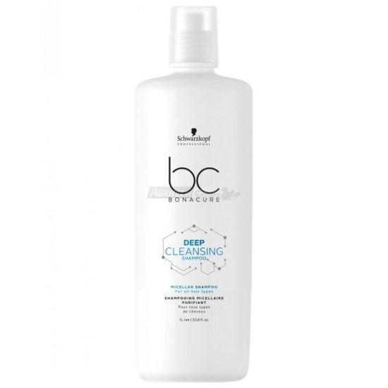Offerte pazze Comparatore prezzi  Schwarzkopf Bc Bonacure Deep Cleansing Shampoo 1000ml  il miglior prezzo