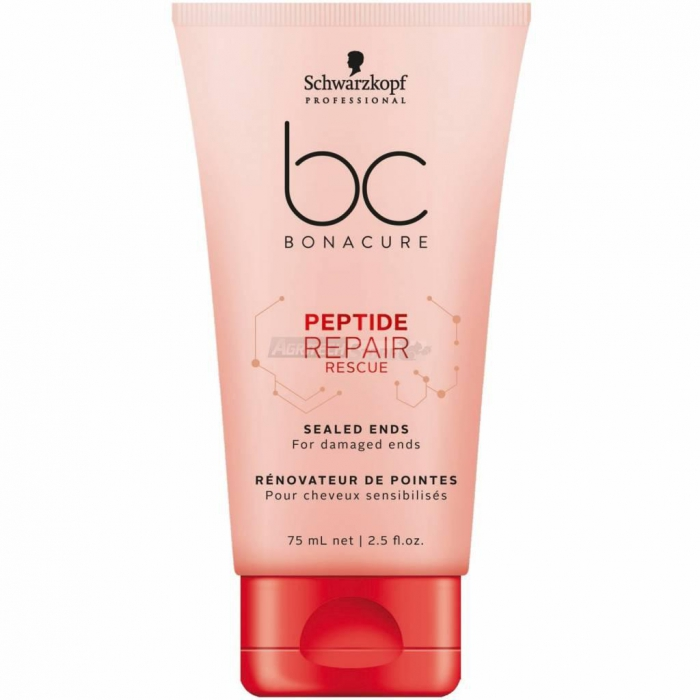 BC Peptide Repair Rescue - Sealed Ends Siero intensivo