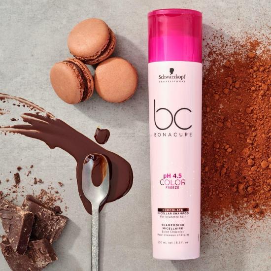 Offerte pazze Comparatore prezzi  Schwarzkopf Bc Ph 45 Color Freeze Chocolate Shampoo 250 Ml  il miglior prezzo