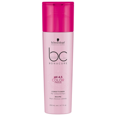 Schwarzkopf BC pH 4.5 Color Freeze - Conditioner