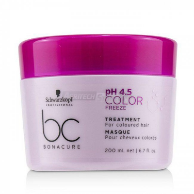 Schwarzkopf BC pH 4.5 Color Freeze - Treatment