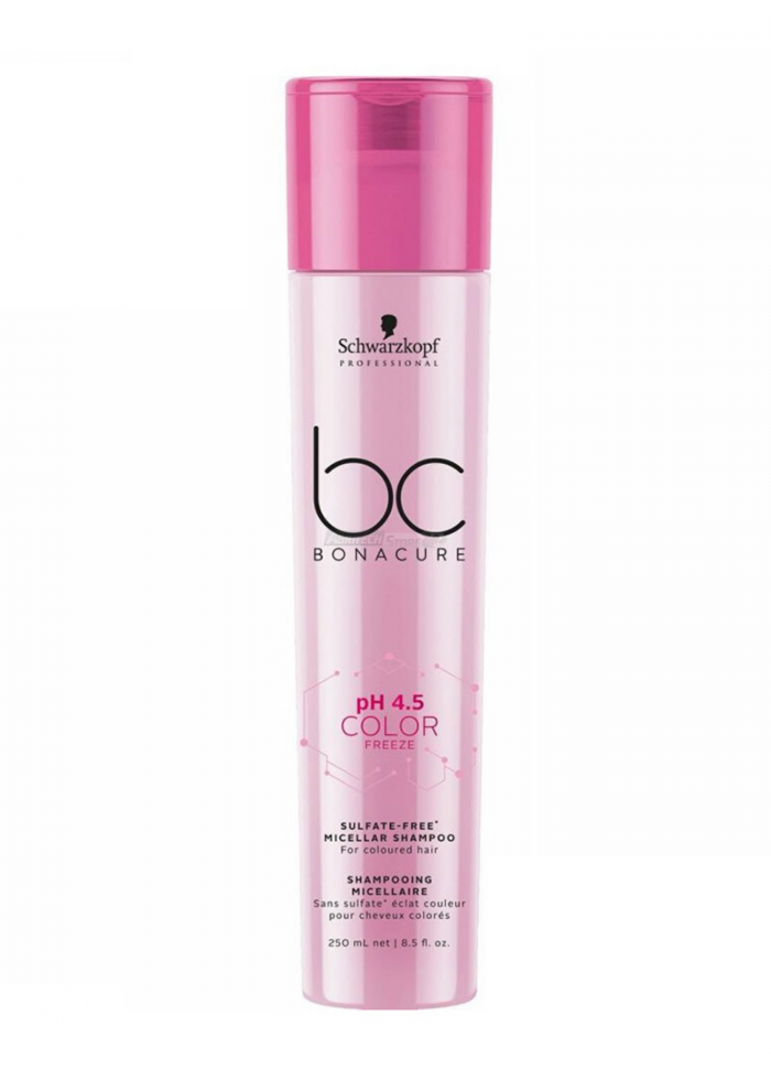 BC pH 4.5 Color Freeze - Silver Shampoo