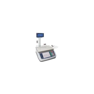 Bilancia TICKET-P 14 operatori con stampante