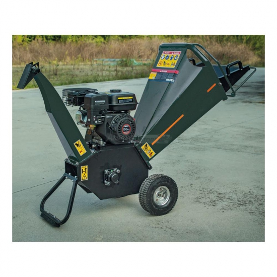 Biotrituratore Loncin Chipper D200l