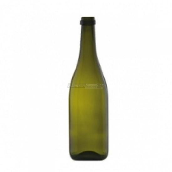 Bottiglia Vino Emiliana Cl 75 Tappo Corona