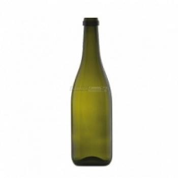 Bottiglia Vino Emiliana Cl. 75 Tappo Corona
