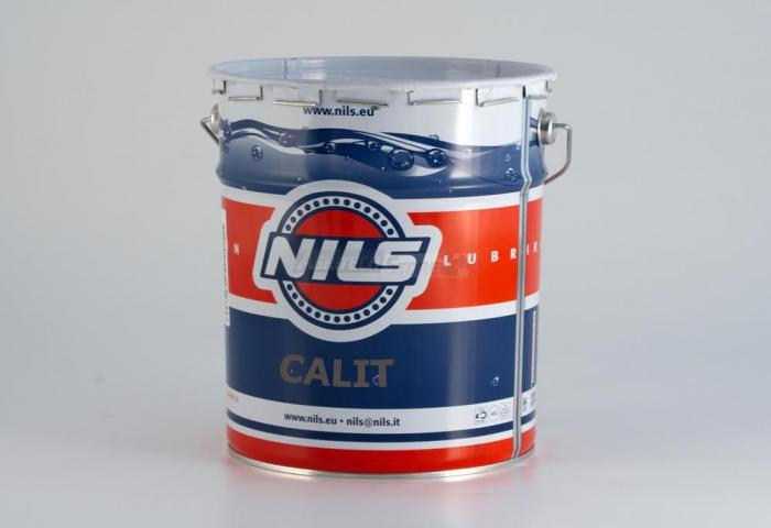 CALIT - Nils Grasso lubrificante in Latta da 18 Kg.