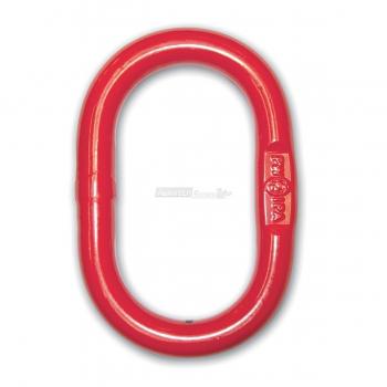 Campanella 10 mm GR80 W.L.L. 3500 Kg rossa
