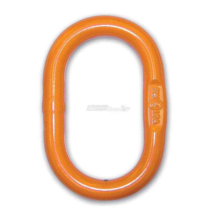 Campanella 10mm GR100 W.L.L. 5000 Kg arancione