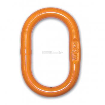 Campanella 7mm GR100 W.L.L. 2300 Kg arancione