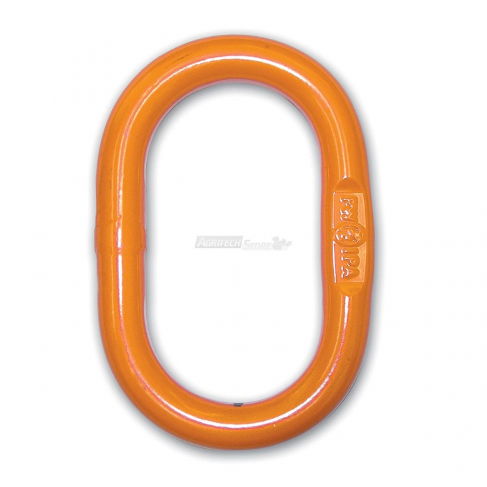 Campanella 8mm GR100 W.L.L. 3500 Kg arancione