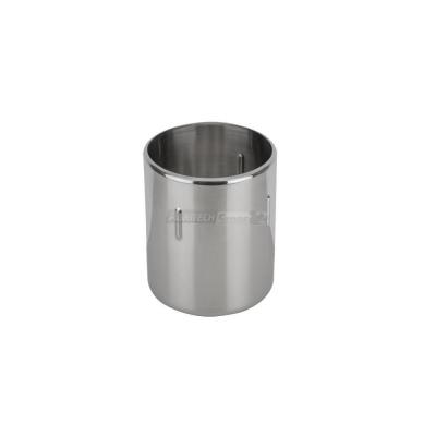 Carapina Tube Antirotazionale per gelateria in acciaio inox Ø 200 h 250 mm litri 7,3  Agritechstore a prezzi vantaggiosi
