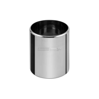 Carapina Tube per gelateria in acciaio inox Ø 200 h 250 mm litri 7,3  Agritechstore a prezzi vantaggiosi