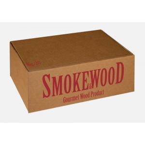 Cippatura Pressata per Affumicatori in scatola da Kg.20