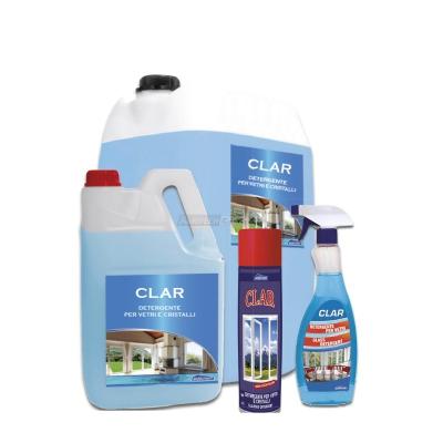 CLAR Detergente per Vetri e Cristalli