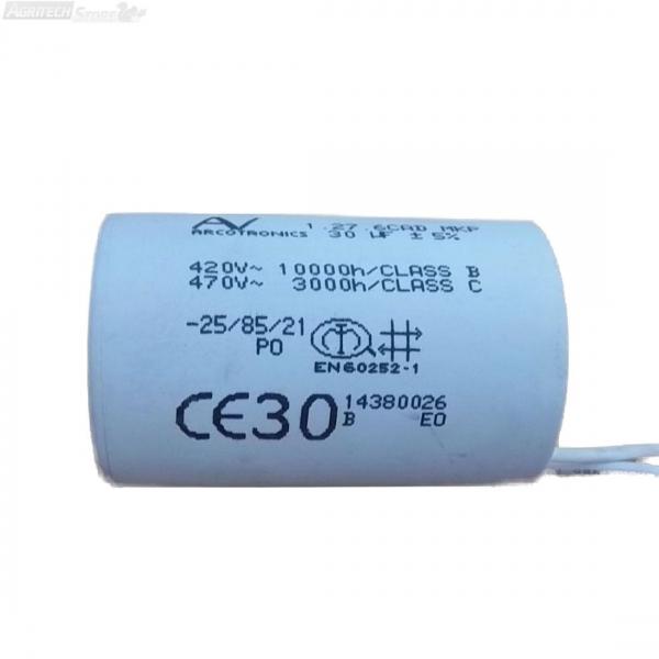 Condensatore per Motore HP 0,80