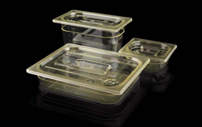 Contenitore Gastronorm Alte Temperature 1/1 H 150