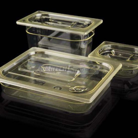 Contenitore Gastronorm Alte Temperature 12 H 100