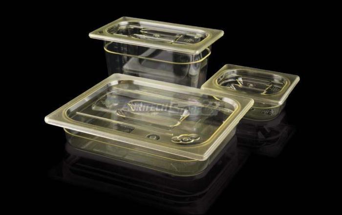 Contenitore Gastronorm Alte Temperature 1/2 H 150