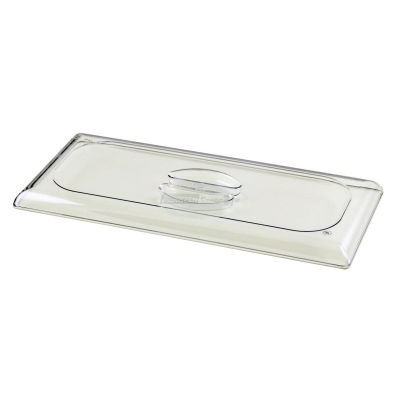Coperchio policarbonato trasparente GECPC3616 per bacinelle gelato