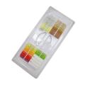 Coperchio policarbonato trasparente GECPC3616GU per bacinelle gelato