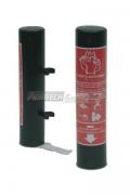 Coperta antifiamma per uso domestico 90x90 cm custodia rigida